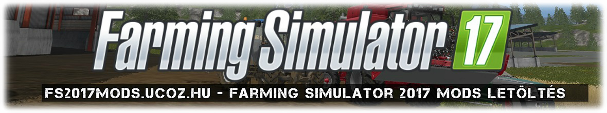 Farming Simulator 2017 Játékhoz Módok