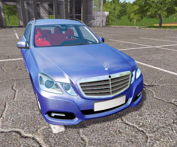 MERCEDES-BENZ E350 ESTATE (S212) V1.0 LS17