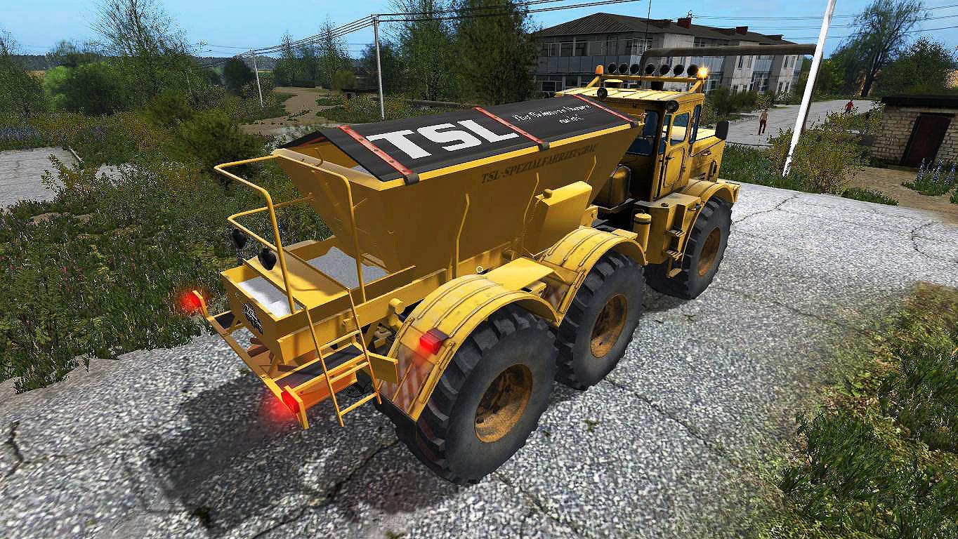 K-701 FERTILIZER (6X6) V1.0 Mod