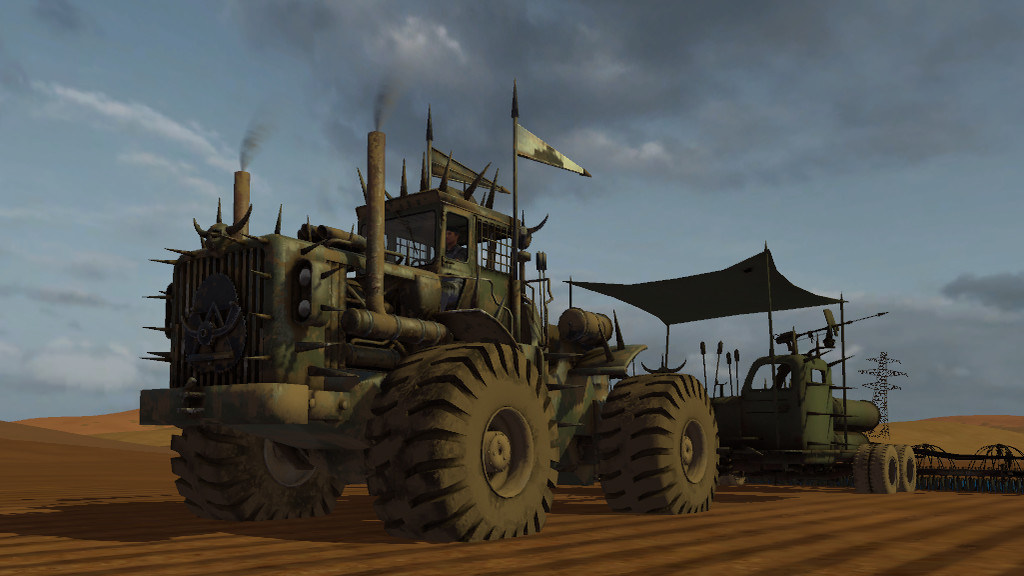 Battle Tractor 1.1.0.0 LS17