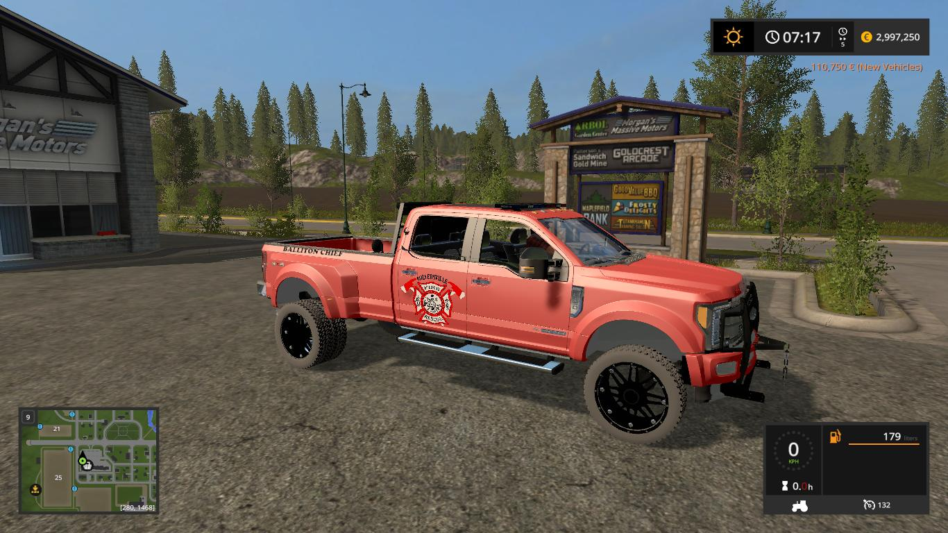 FIRE, BATTALION CHIEF V1 Mod