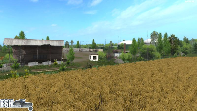 FSH MODDING MAP V6.1 FS17