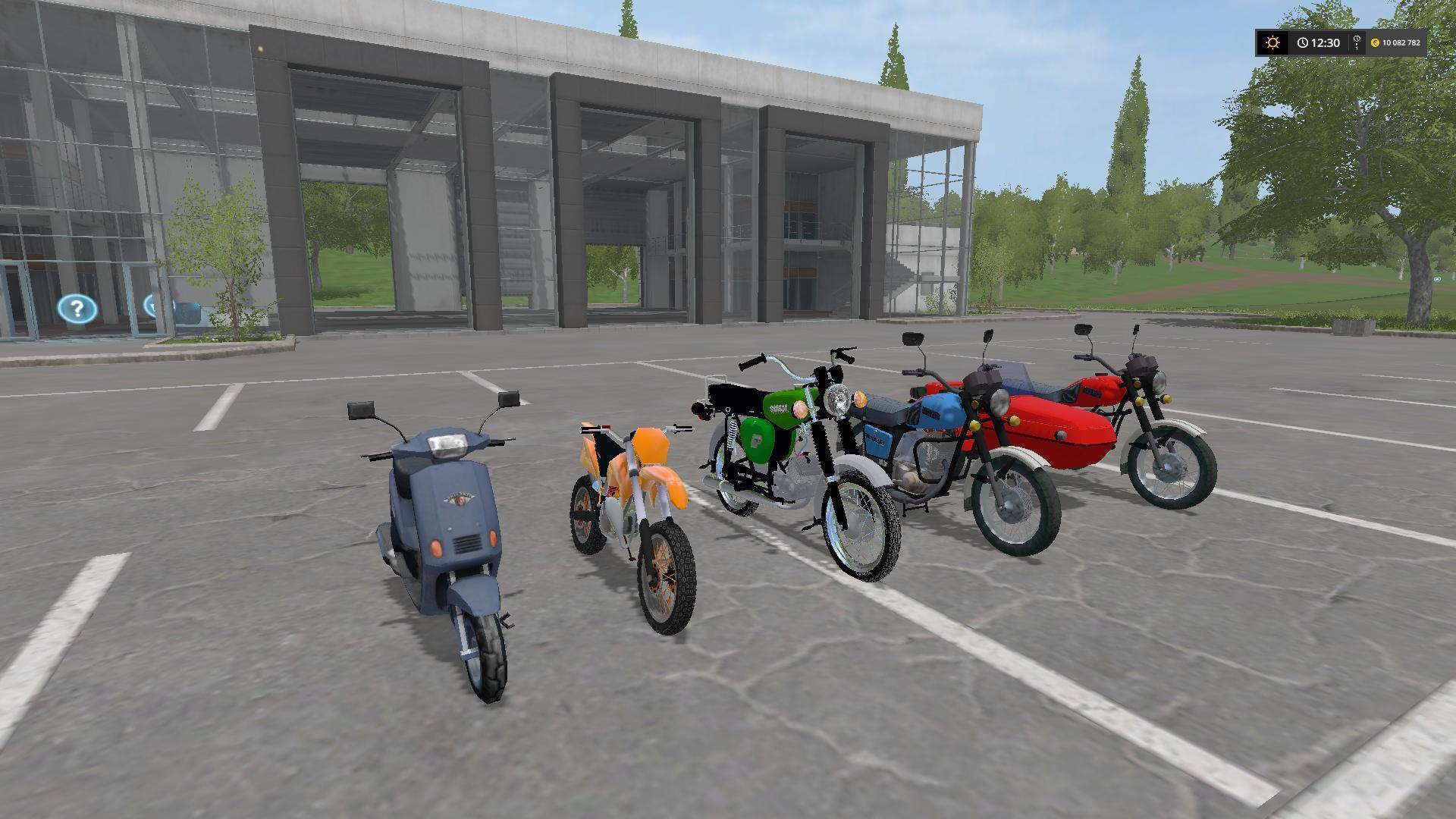 MOTO PACK V1.0 LS17