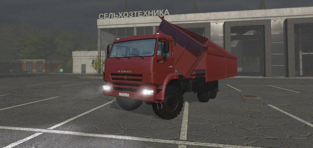 KamAZ 68900R v 1.1 LS17