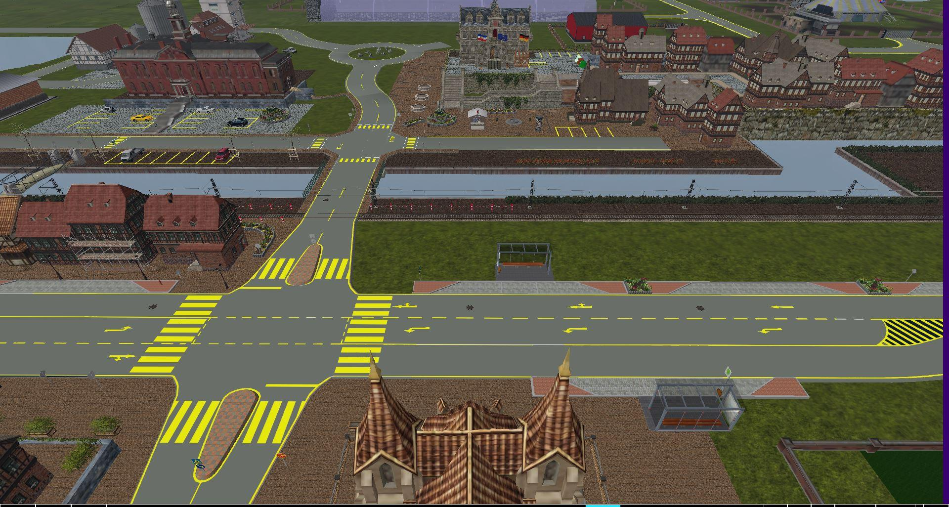 CITY FROM VASZICS V2.0 MOD