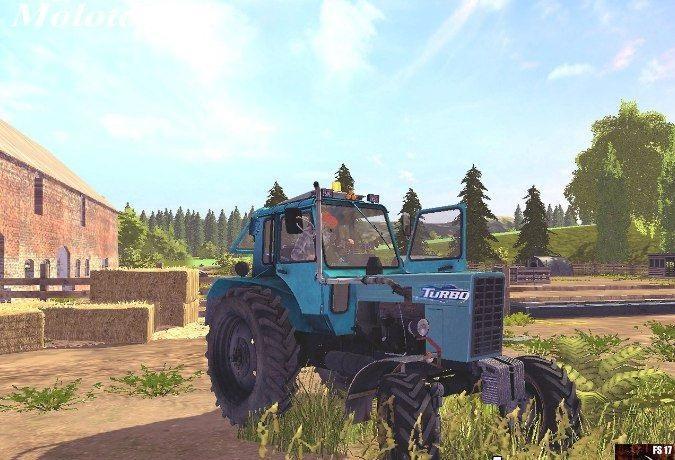 MTZ-82 (TURBO) FS2017