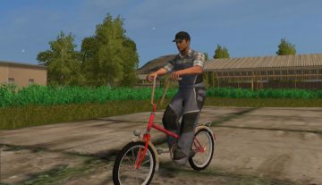 Camping Bicycle FS 2017 (Bicikli)