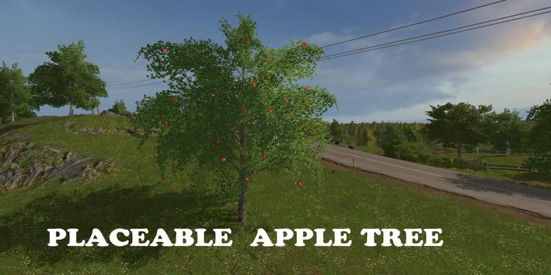Apple Tree Mod V 1 FS17