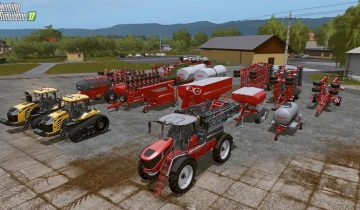 HORSCH AGROVATION PACK FS17