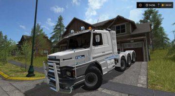 Free Scania 112E GT FS17