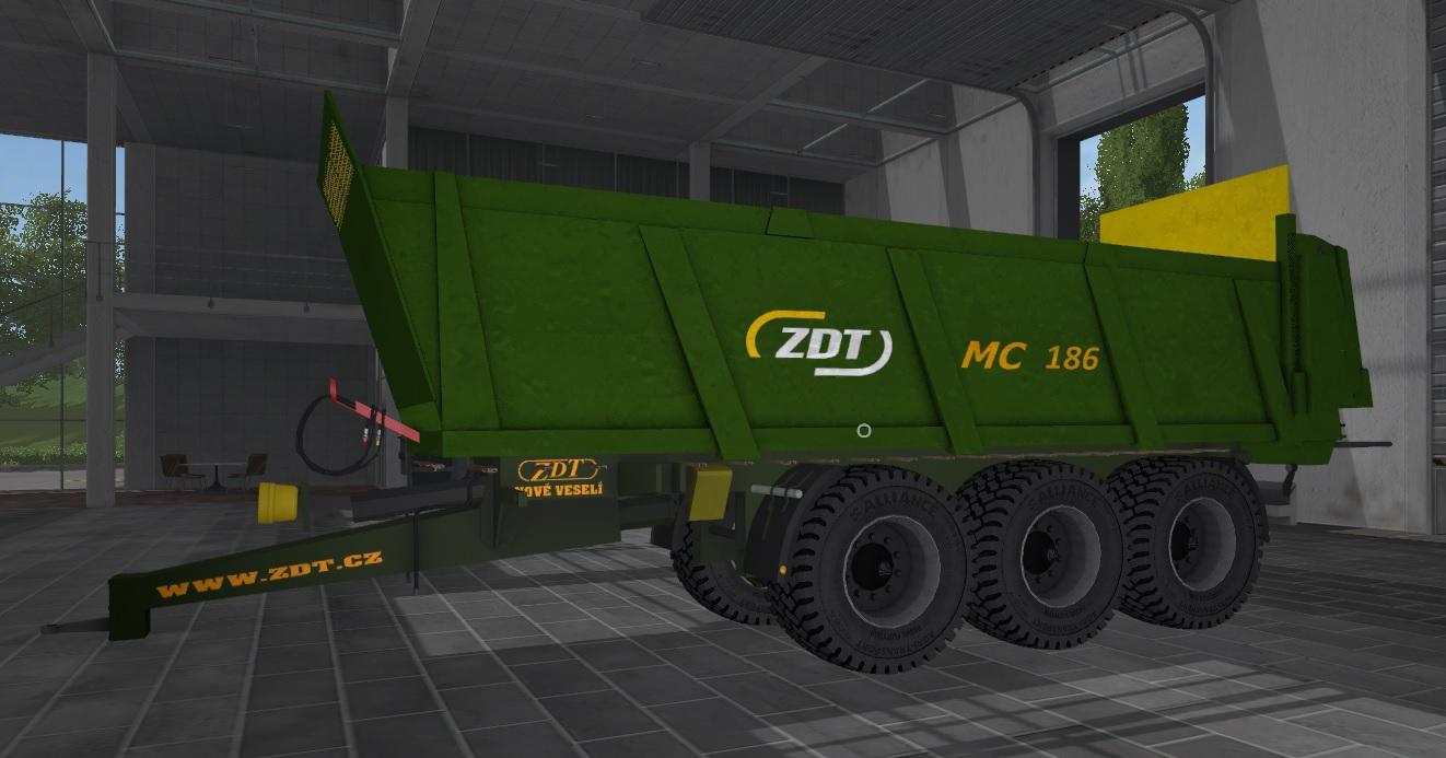 ZDT MC186