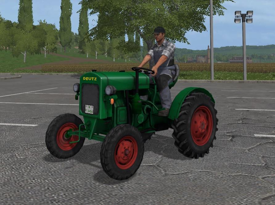 Deutz F1 M414