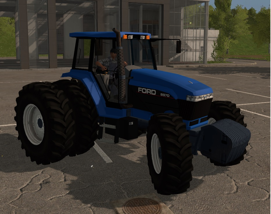Ford 8970 US