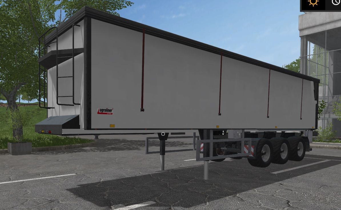 Kroeger Belt Trailer