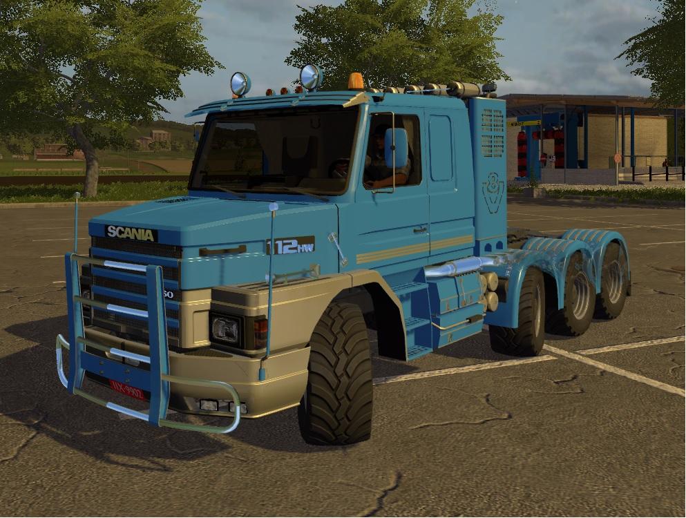 Scania 112E