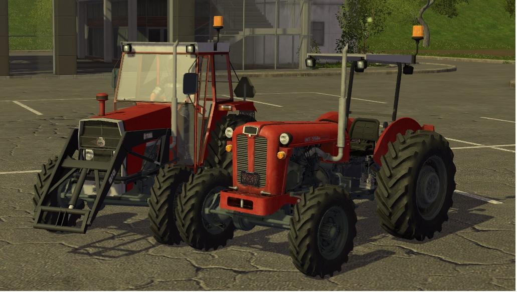IMT 558/560