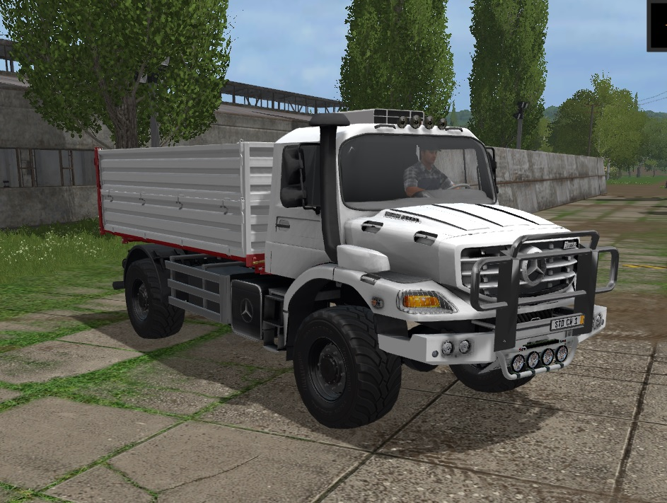 Mercedes Benz MB82 Zetros