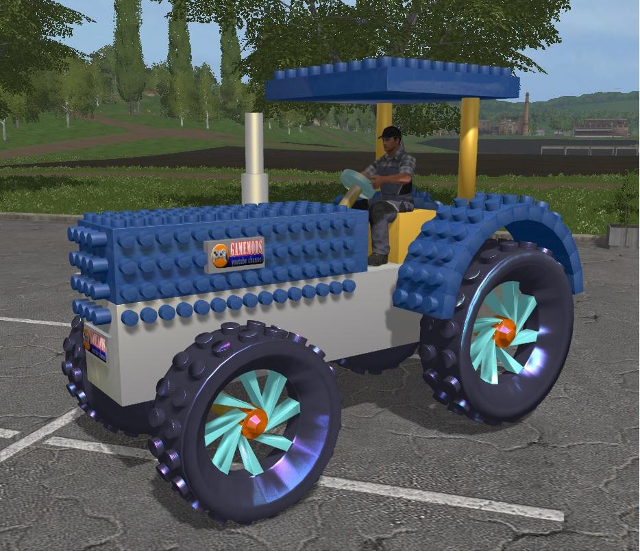 Lego V3