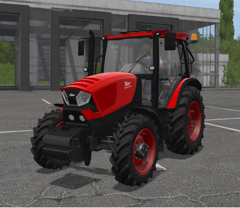 Zetor Major 80 Pininfarina