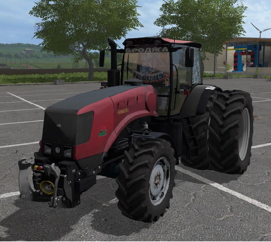 Farming Simulator 2017 Traktorok