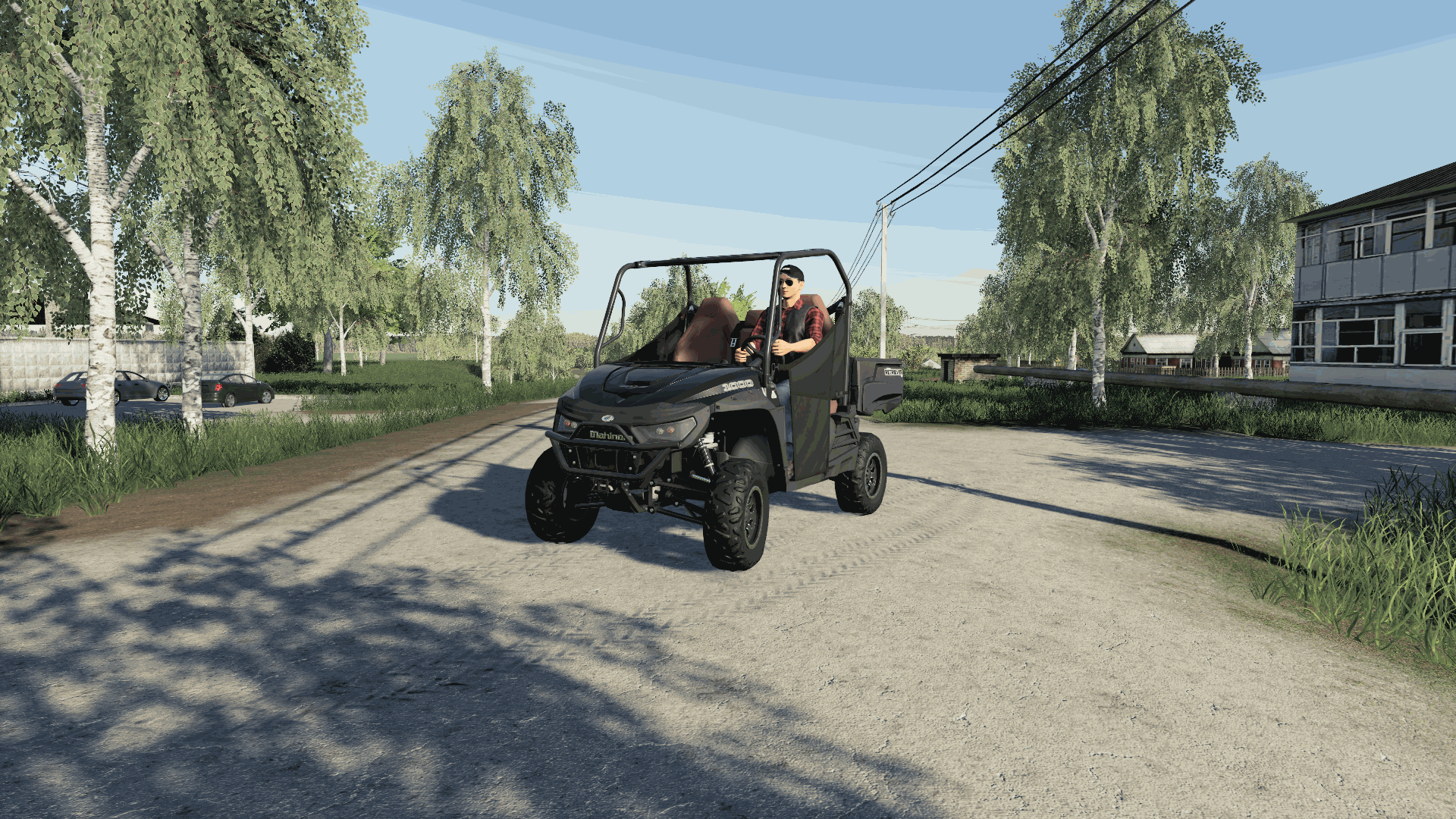 FS19 Mahindra Retriever 1000 Limited Edition